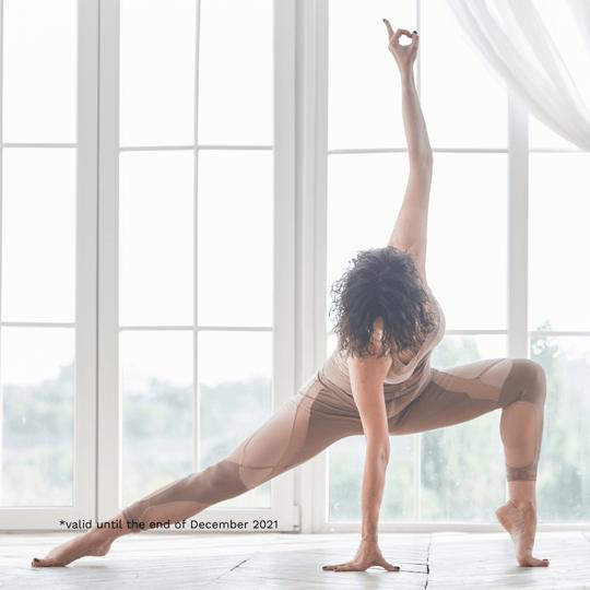 Yoga on us - Free online classes